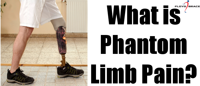 Phantom limb pain is a confusing sensation that causes discomfort for many people after their amputation.