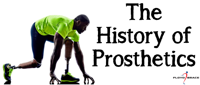 Prosthetic technology has come a long ways since the first devices.