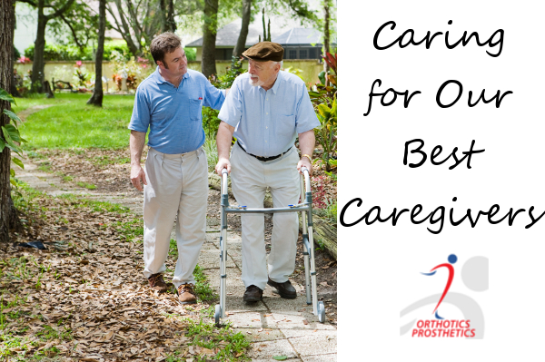 It's important to be the best caregiver you can be, but it is also important to take care of yourself!