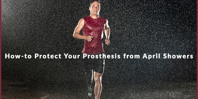water protection prosthesis